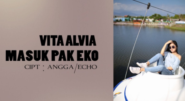 Download Lagu Vita Alvia Masuk Pak Eko Mp3 Dangdut Remix Terbaru