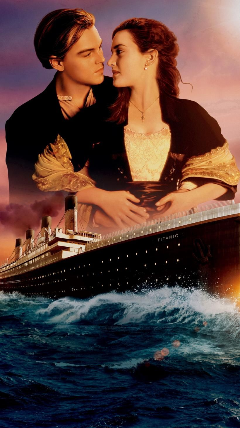 Titanic 1997 Phone Wallpaper Moviemania Titanic Movie Titanic Movie Poster Titanic