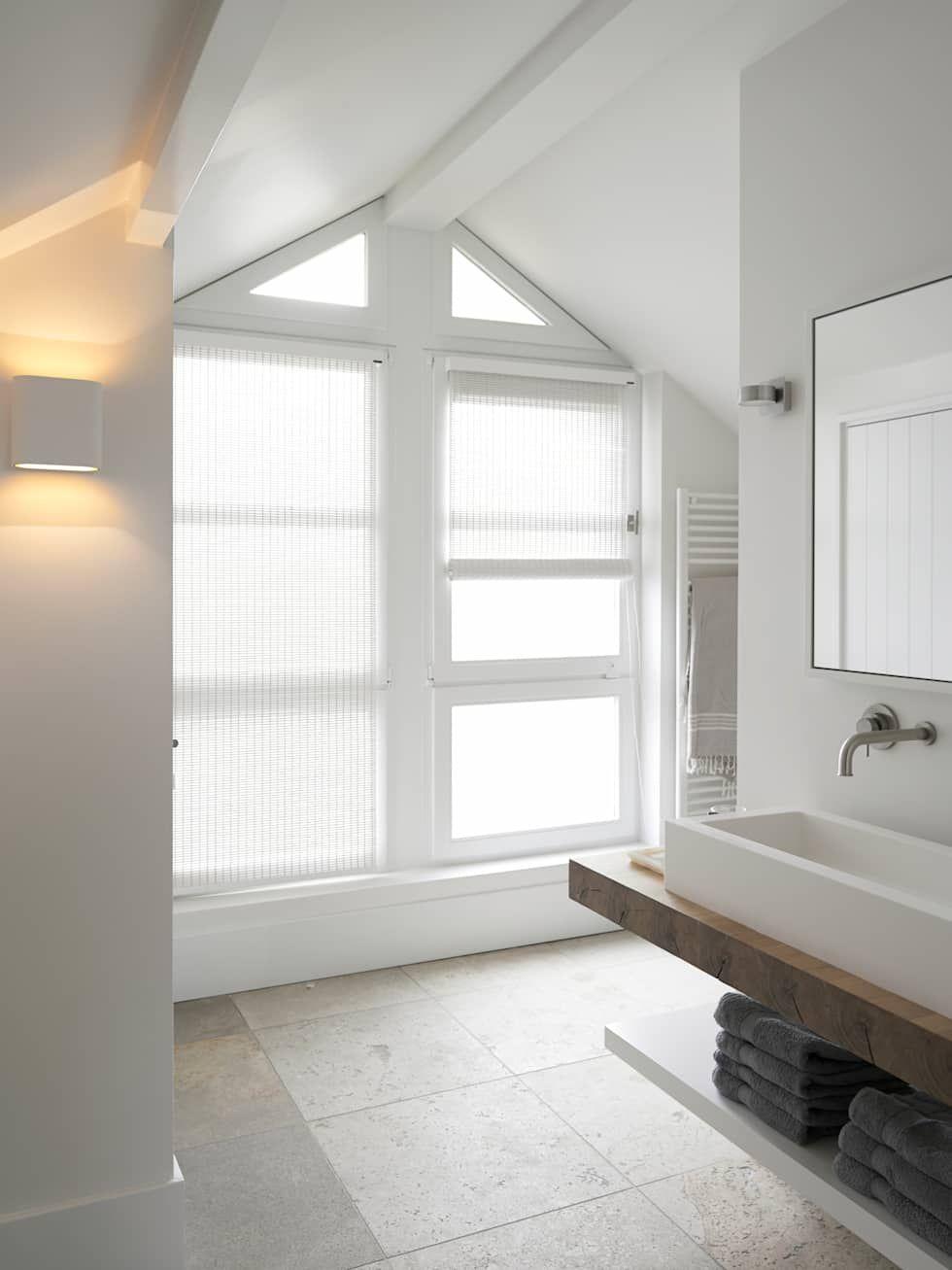 Foto\'s van een scandinavische badkamer: small living | Small living