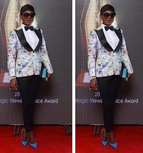 GOSSIP, GISTS, EVERYTHING UNLIMITED: Susan Peters Responds to Criticism About her AMVCA...