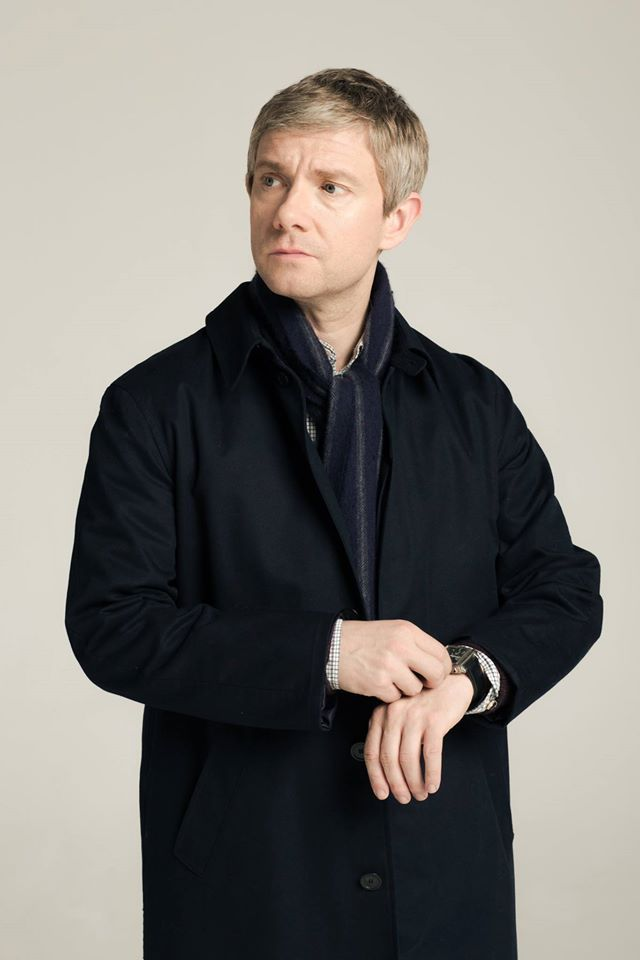 Rare John Watson season three promo photo - I\u0027ve not seen this one