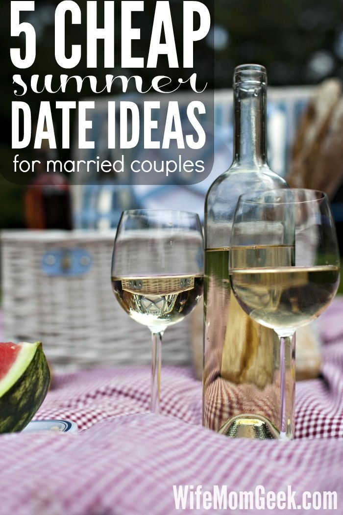 10 fun and romantic summer date ideas on a budget pinterest