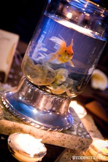 Fish table decor party ideas pinterest