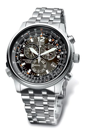 Citizen Eco Drive Radiocontrolado Crono Pilot Radiocontrolado As4020 52e Mens Watches Citizen Luxury Watches For Men Best Watches For Men