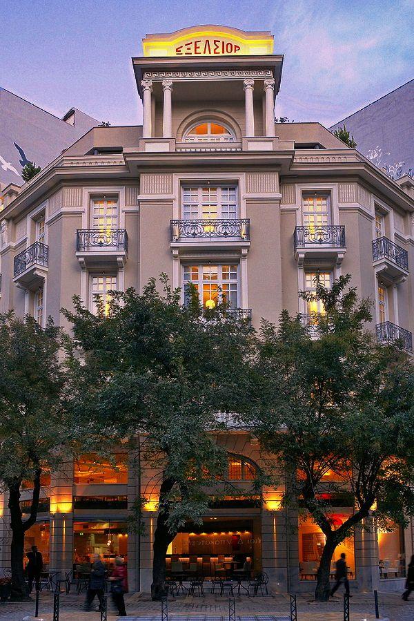 Excelsior Hotel Thessaloniki Greece Hotels Excelsior Hotel