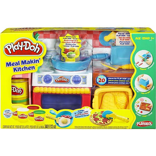 Kitchen Set Toys R Us: Play-Doh Fun With Food