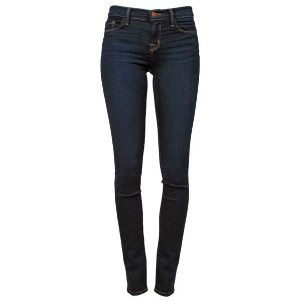 J BRAND Legging Starless (€265) ❤ liked on Polyvore featuring pants, leggings, jeans, bottoms, pants/jeans, black pants, black ankle length pants, denim skinny jeans, j-brand leggings and black trousers