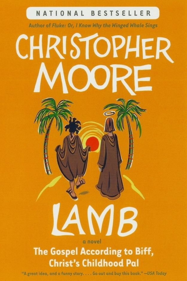 Lamb , par Christopher Moore | 32 Books Guaranteed To Make You Laugh Out Loud
