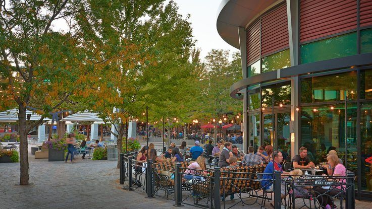 Belmar mall co belmar patio dining denver restaurants