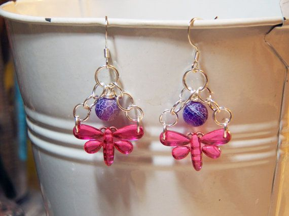Tween Earrings S Dangle Easter By Pjcreates 7 00