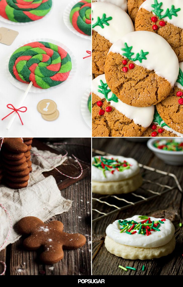 The 50 Most Beautiful Christmas Cookies You Ll See This Year
