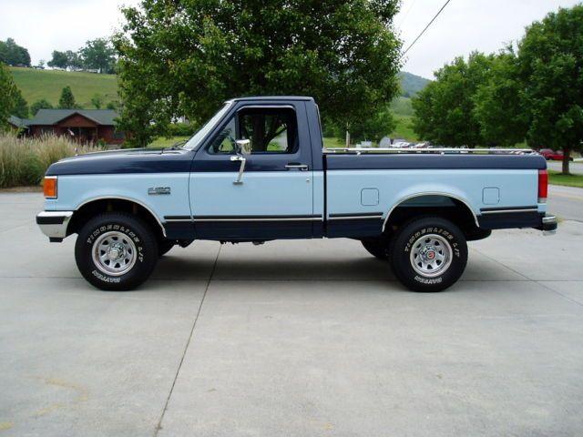 Ford F  Xlt Lariat X Restored Show Truck