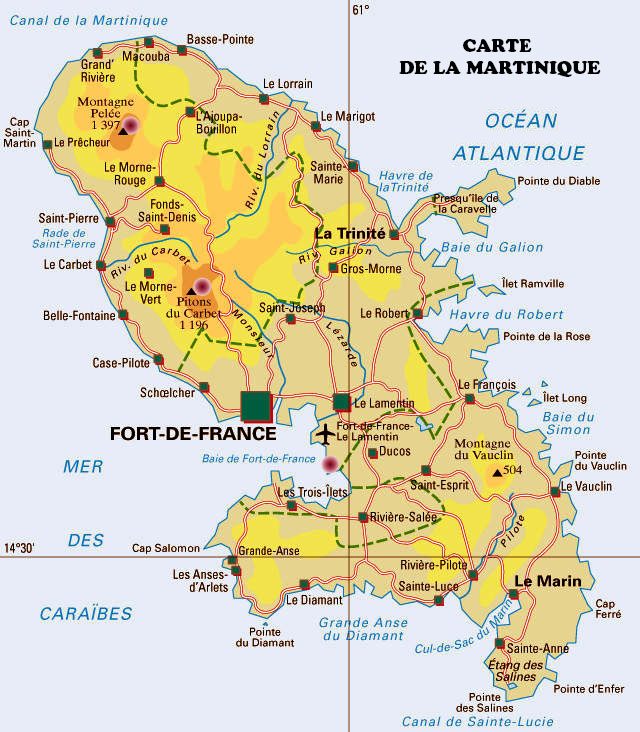 martinique un eden maritime
