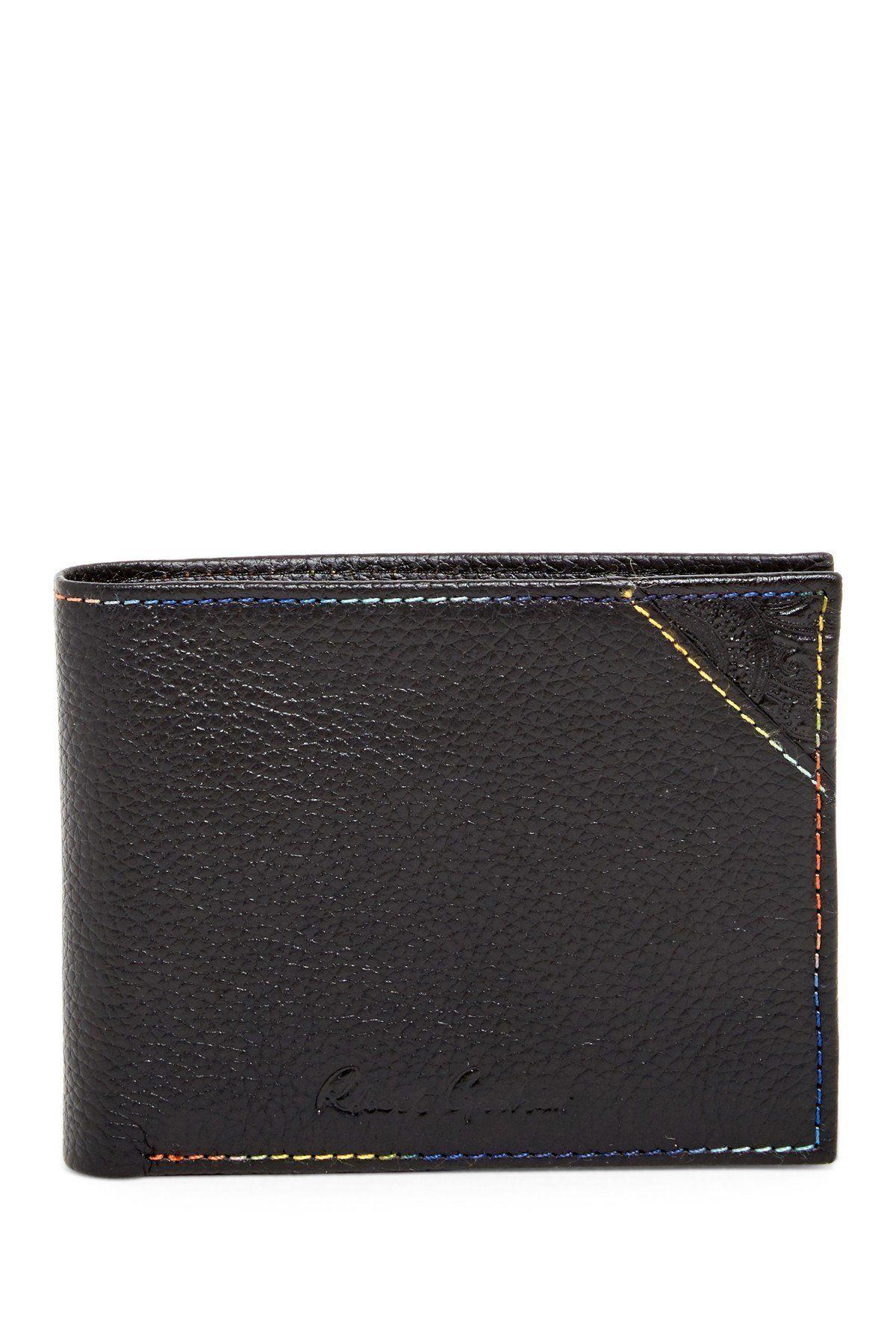 247c64de53 Prado Leather Bifold Wallet   Products   Leather bifold wallet ...