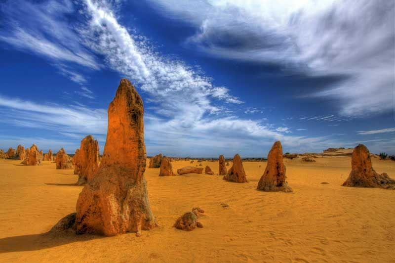 100 Best Views In Australia 25 The Pinnacles Wa Day