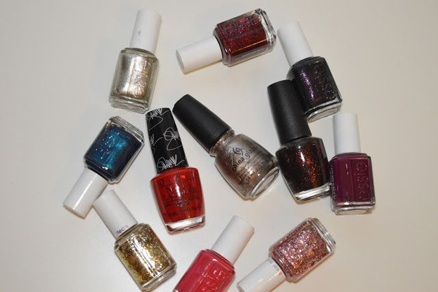 Stars and stellars           : The hottest nail polishes for Holidays 2015!
