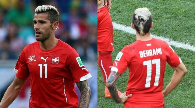 The Strangest Soccer Player Hairstyles Of The World Cup - Sergio aguero hairstyle tutorial