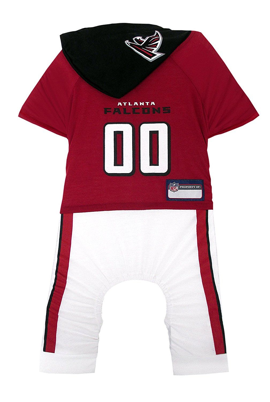 new arrival 008a3 e7a3d NFL Atlanta Falcons Pet Onesie, Medium *** Be sure to check ...
