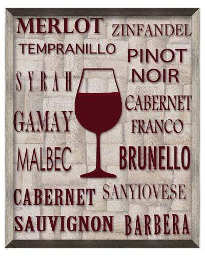 Wine Typography | Wine Typography