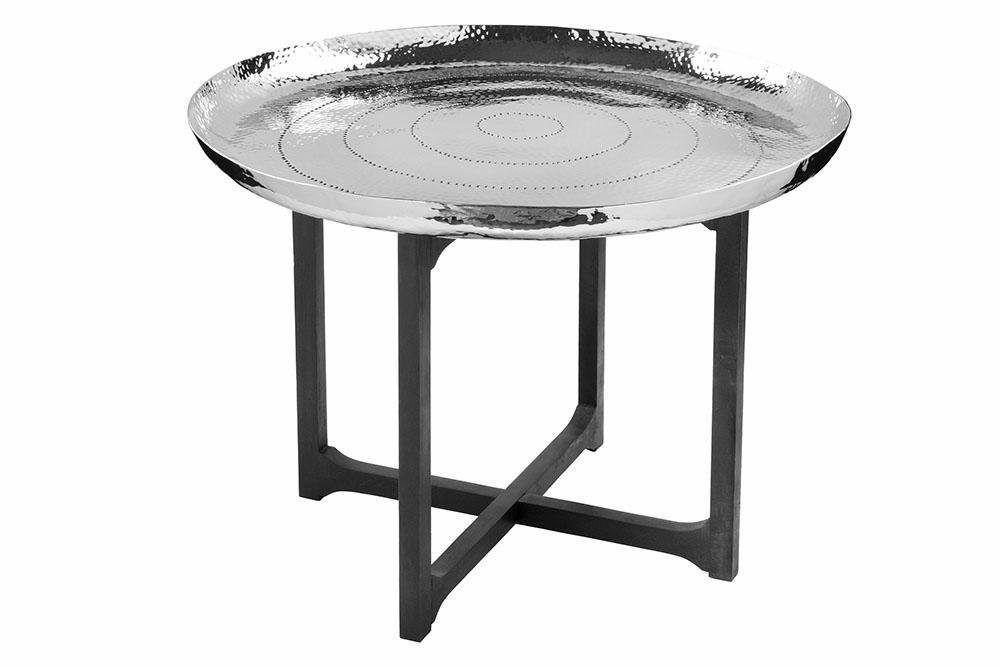Tisch »MESETA« silber, Ø/H, Fink Jetzt bestellen unter