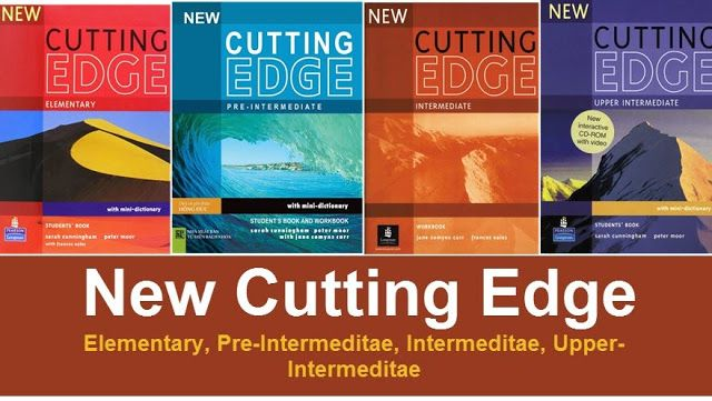 New Cutting Edge Pre-intermediate Students Book