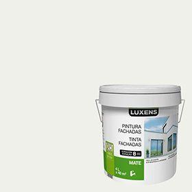 Pintura Especial Para Fahadas En Color Blanco Hueso Y Acabado Mate Pintura Impermeable Con Gran Resistencia A La Intemperie Garantia De Ca Compost Bin Compost