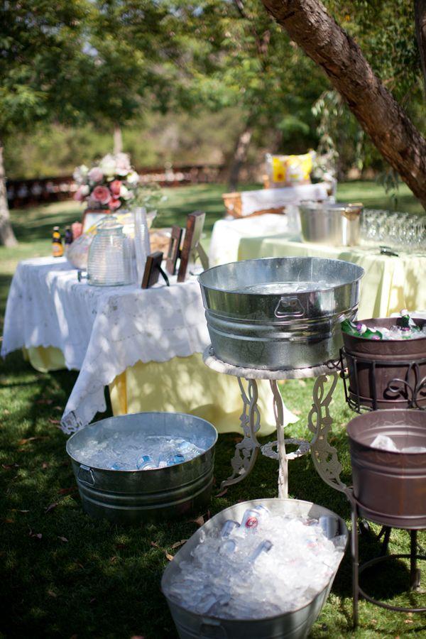 Vintage Shabby Chic Farm Wedding Ideas Chic Wedding