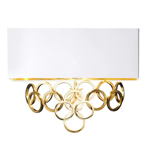 Z475 Gold Ring Wall Lamp In 2020 Wall Lamp Wall Lights Gold