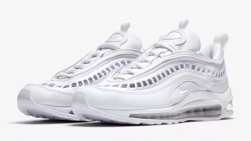 Nike Air Max 97 Ultra  17 SI White Women s  2651d420e558