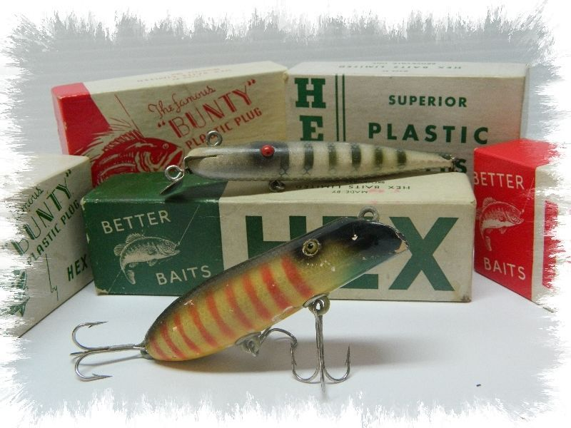 will pay very well for older fishing tackle, especially