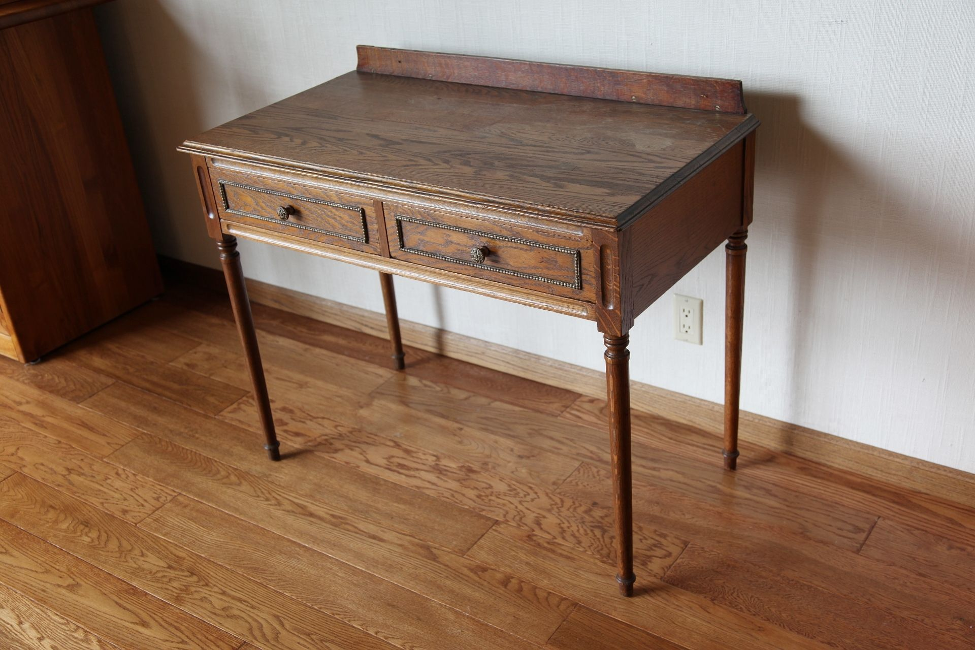 antique writing desk antique writing desk library table or bust