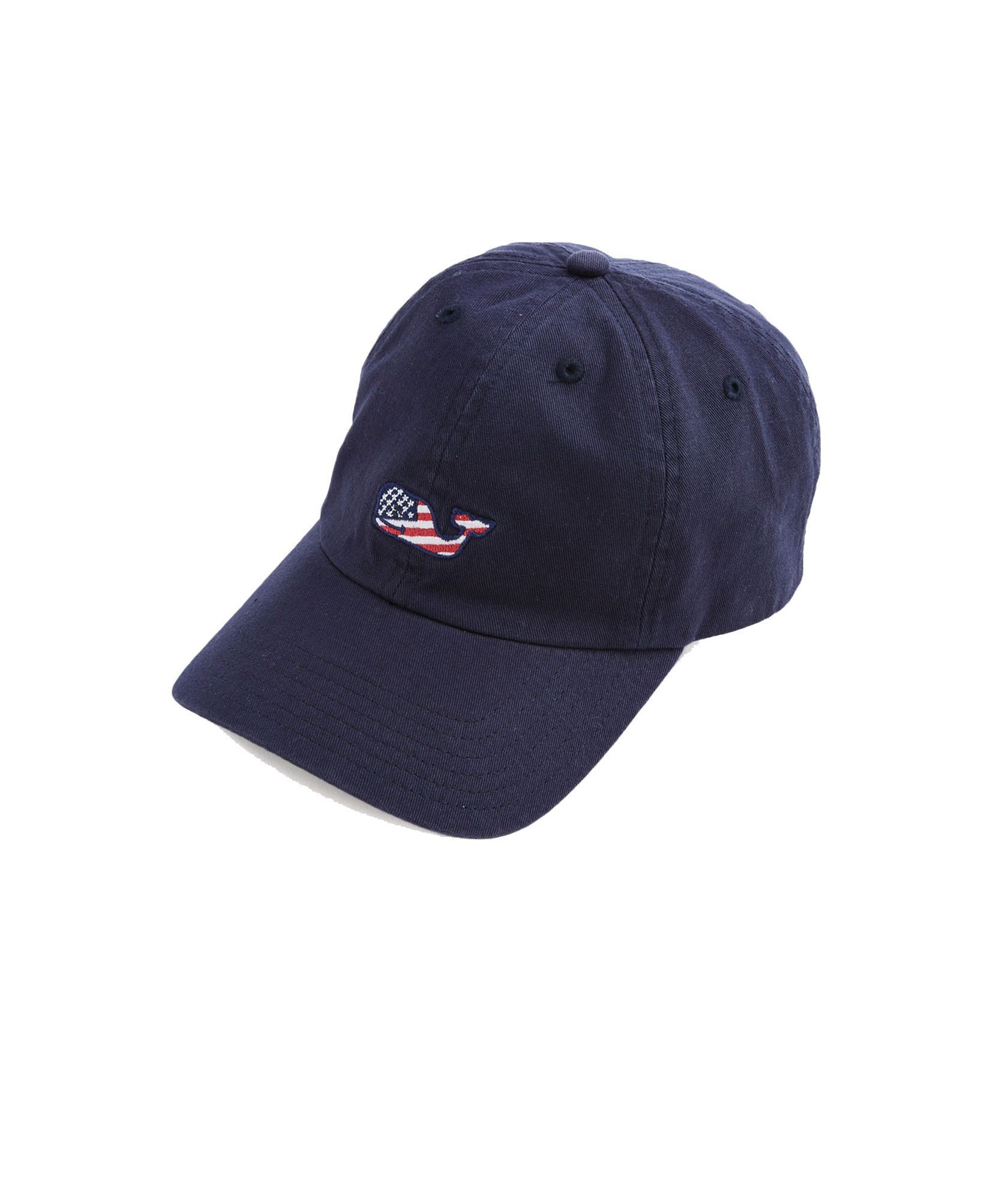 eaa286e78c6cd Whale Flag Baseball Hat. Whale Flag Baseball Hat Navy Hats