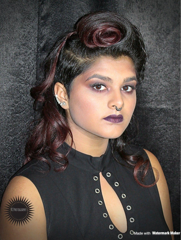 Spring Hair Studio Glam Shoot Makeup katsbeauty40 Hair by