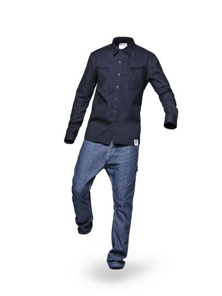 f3af7675e7b G-Star RAW by Marc Newson Spring Summer 2013 We like playing with clean  lines.
