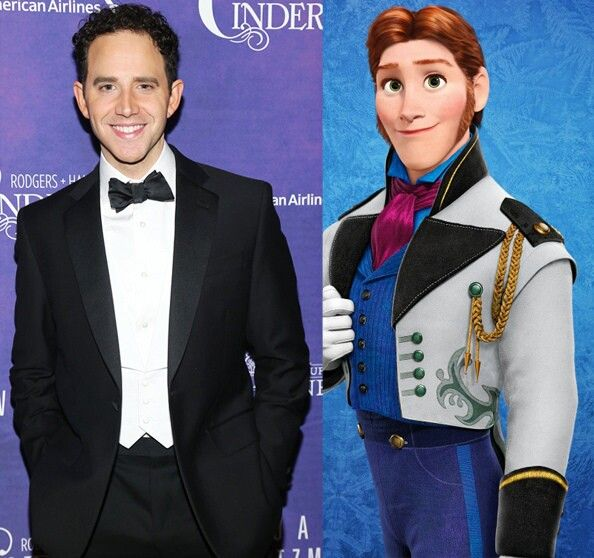 Image result for santino fontana frozen