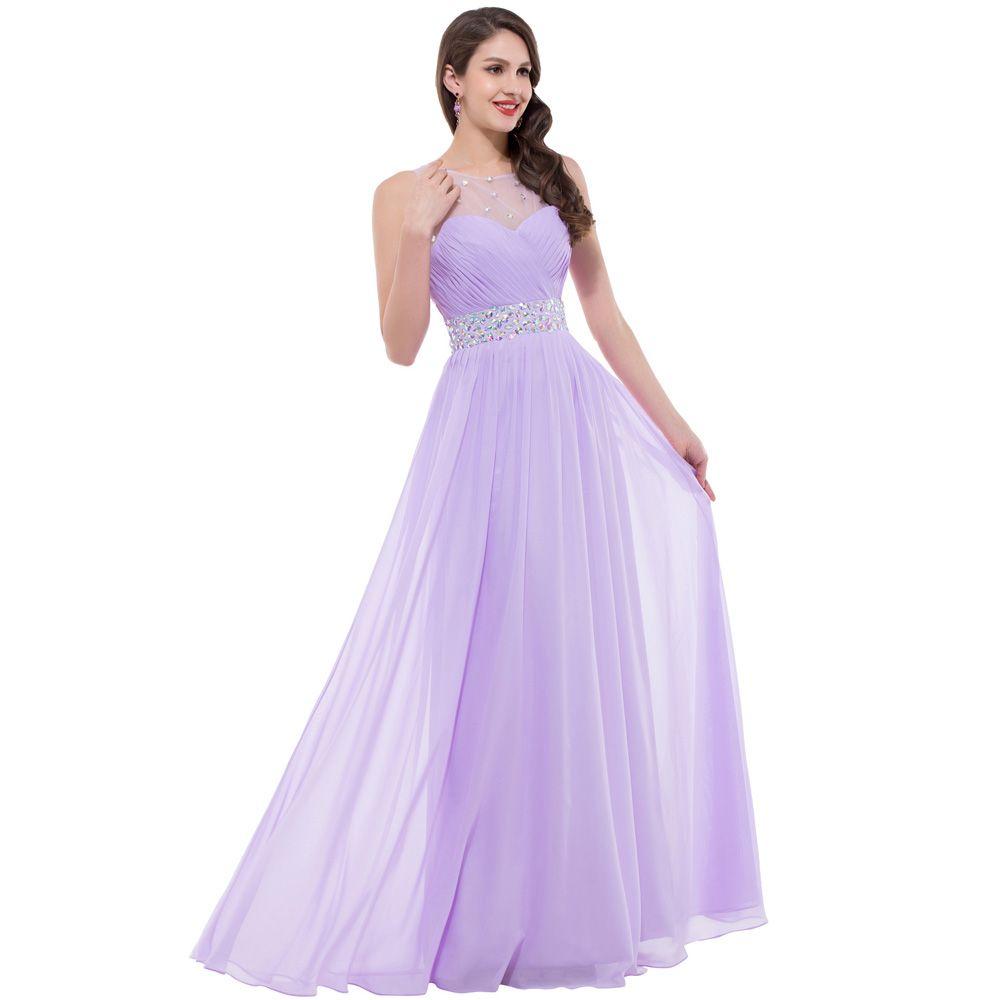 vestido de festa lilás - Pesquisa Google | Vestido para formatura ...