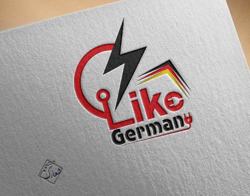 Check Out My Behance Project تصميم نموذجين لشعار Like Germany للكهربائيات Https Www Behance Net Gallery 82689555 Interactive Design Design Vehicle Logos
