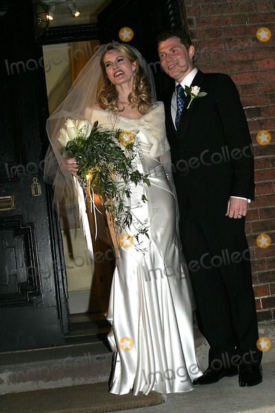 Stephanie March Flay Celebrity Wedding Photos Celebrity Weddings Stephanie March