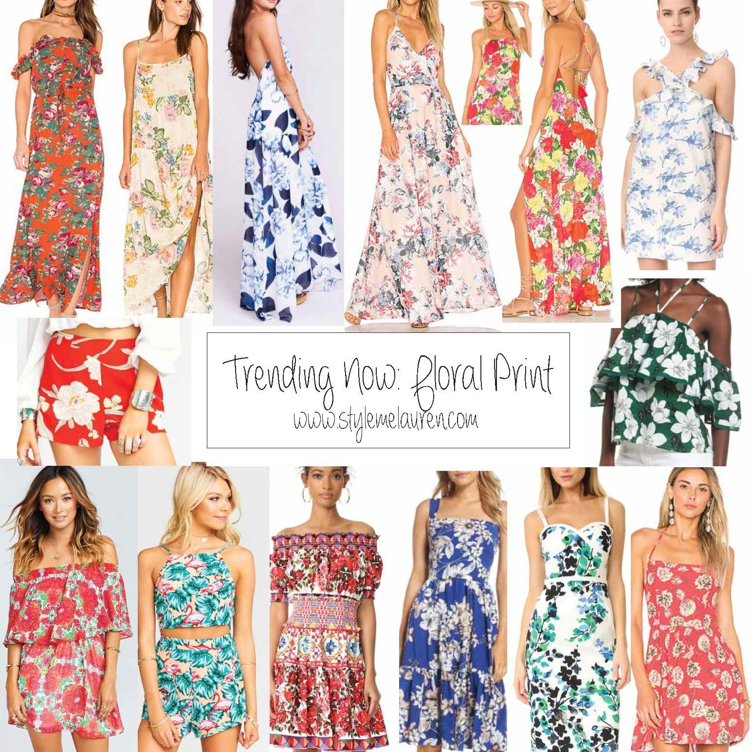 a38c9dd2a1f Trending Now  Floral Print