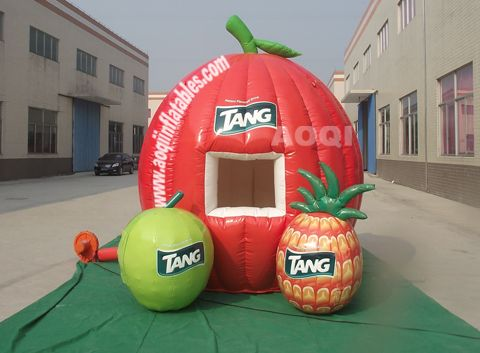 Inflatable fruit booth tent [AQ52186(3*3m)] & Inflatable fruit booth tent [AQ52186(3*3m)] | inflatable tents ...