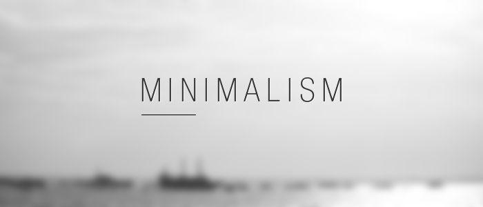 Afbeeldingsresultaat voor minimalism