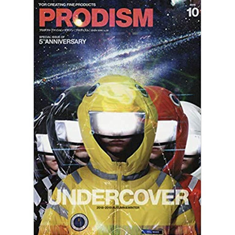 PRODISM Autumn and Winter 2018-2019 issue.