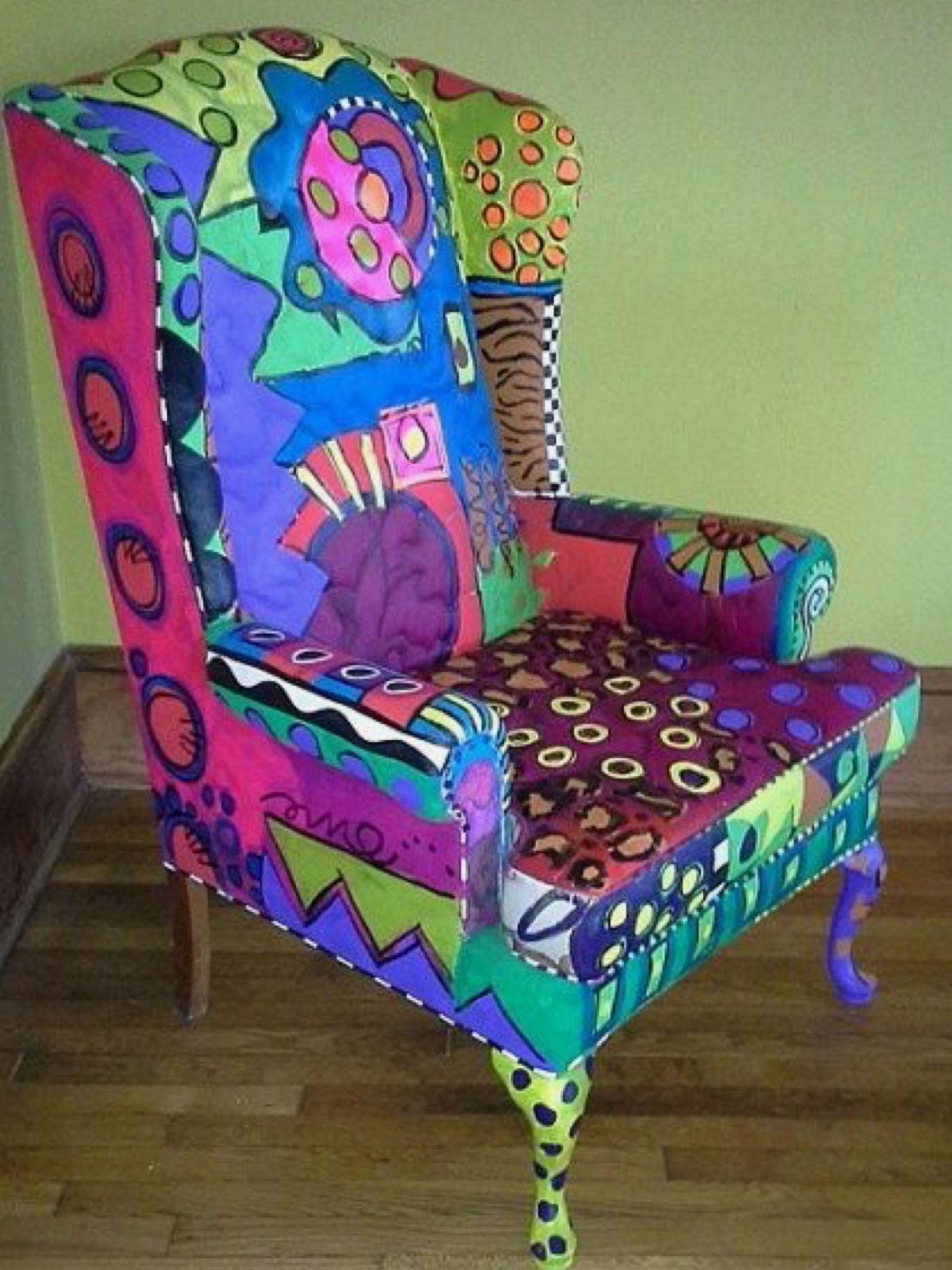 Pin von Holly Rann auf Painted furniture | Pinterest | bunte Möbel ...