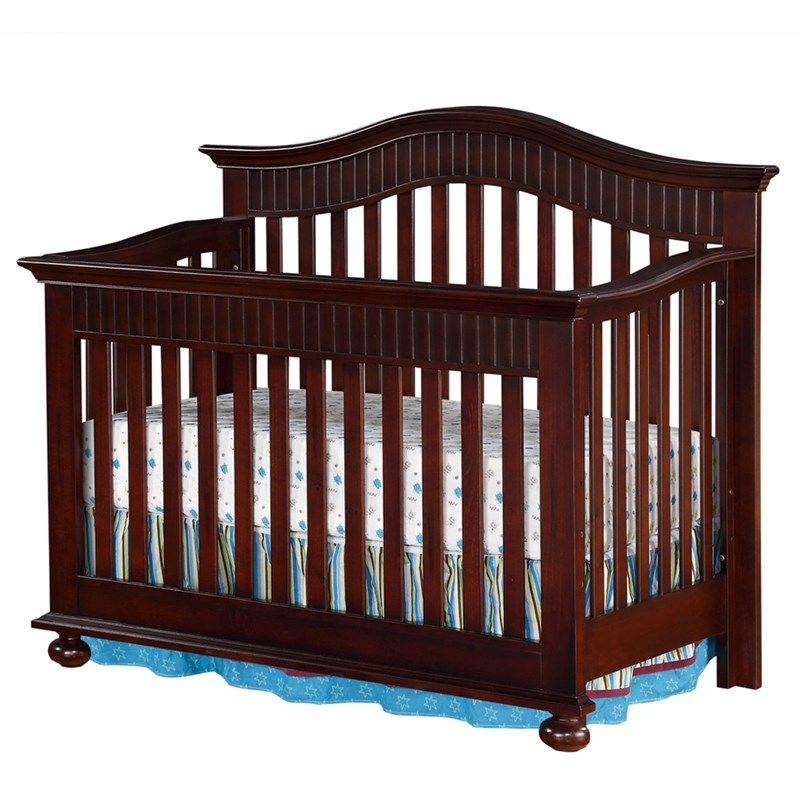 Tacoma Crib Cherry My Baby Cribs Baby Room