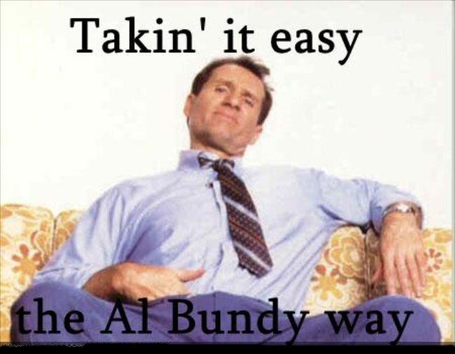 Married With Children Al Bundy Bundyology Poster 24 x 36