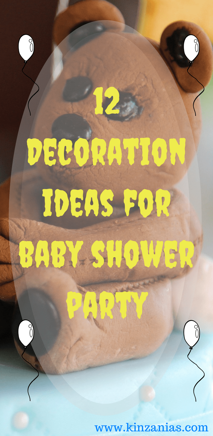 the 4 baby shower organization steps how to organize for baby