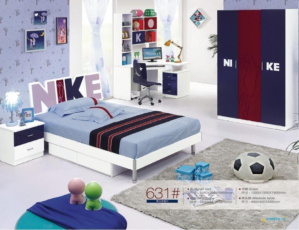 Wood Childrenu0027s With Stairs Kindergarten Furniture Bedroom Set - baby schlafzimmer set