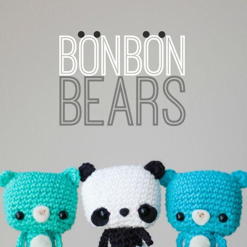 Presenting the #BonbonBears by AllAboutAmi! / Lion Brand Notebook - Lion Brand Yarn