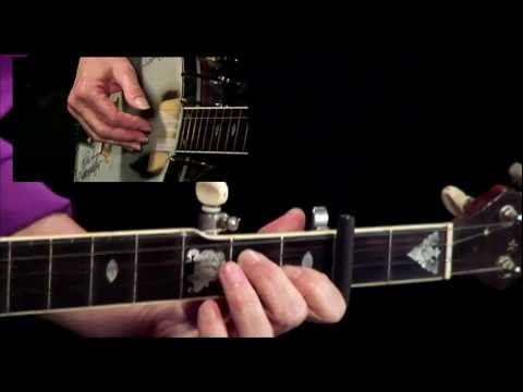 Banjo #Lessons - Clawhammer Banjo 1 - #6 Old Joe Clark Breakdown 1 ...