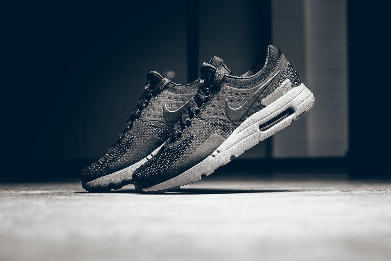 new style b2b92 97e9f Nike Air Max Zero QS - Black/Dark Grey | Elisa, buy me this ...